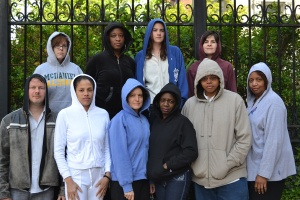 hoodies people