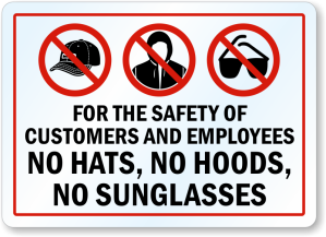 no-hats-hoods-sunglasses-sign-lb-2143