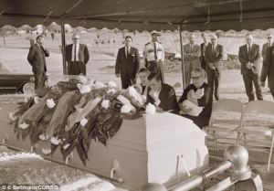 oswald funeral