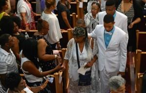 Garner funeral