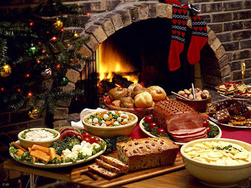holiday eating depression