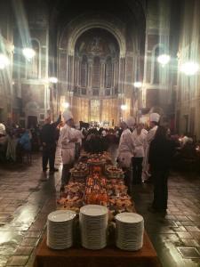 homeless feast