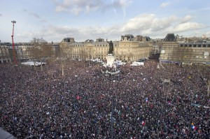 france crowd