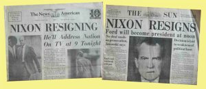 nixonnewspaper