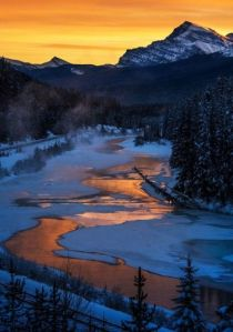 icy river twi