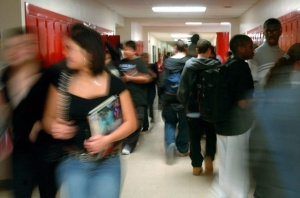high school hall
