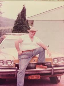 daddy car