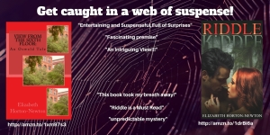 Get caught in a web of suspense