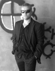 Author Shot - Rocky Rochford 2015