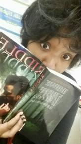 Mel reads