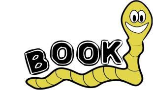 gold bookworm