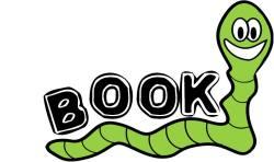green bookworm