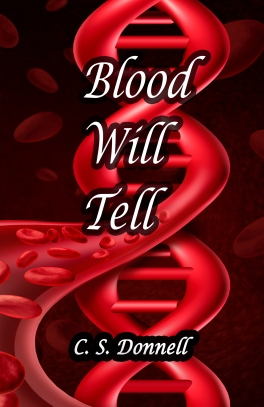 Blood Will Tell front cover_marge