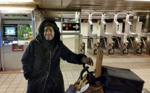 homeless-subway