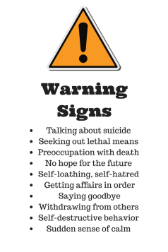 WarningSigns