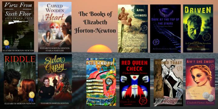 The Books ofElizabethHorton-Newton